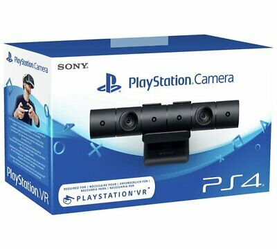 Sony PS4 Camera V2  Edit Your Broadcasts With Commentaries NEW_UK_SELLER