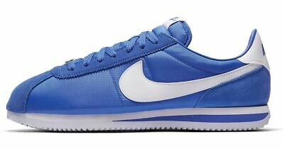 check out a167c 52967 New NIKE Cortez Nylon Retro Classic Casual Shoes Mens blue all sizes