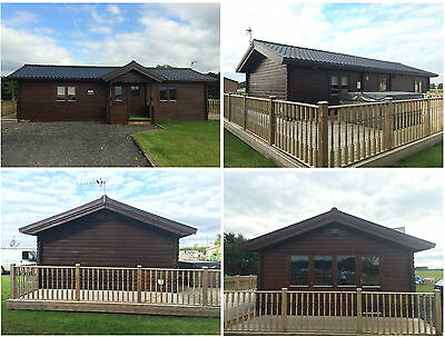 Log Cabin / Cottage With Kitchen Lounge / Dining Room 2 Bedrooms £25000