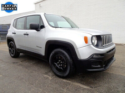 2018 Jeep Renegade Sport 2018 Jeep Renegade Sport SUV Used 2.4L I4 16V Automatic FWD