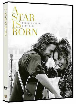 A Star Is Born DVD  2018 Region 2