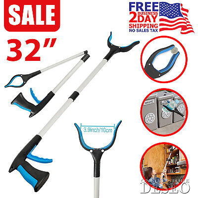 Arm Extension Tool Trash Pick Up Helping Reach Stick Extra Hand Reaching Grabber