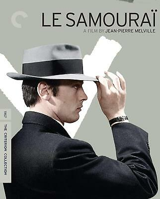 Le Samourai (Blu-ray Disc, 2017, Criterion Collection) NEW!