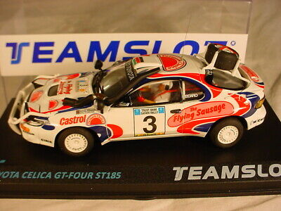 Team Slot Toyota Celica GT4 ST-185 #3 Safari '94' MB TS 11708 1/32 slot car