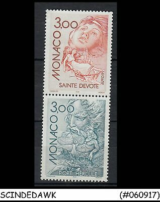 Monaco -1997 Europa Tales And Legends - 2V Min Nh
