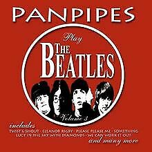 Panpipes Play The Beatles Vol. 3 (French Import) von Compi... | CD | Zustand gut