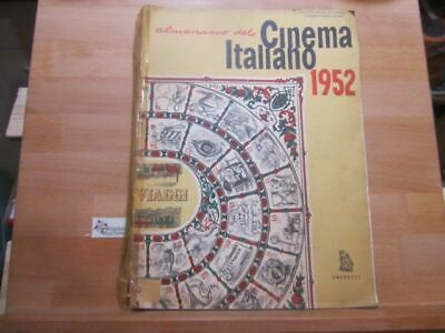 almanaco del cinema italiano 1952