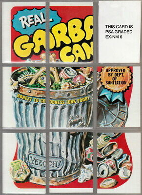 1977 Wacky Packages Series 16 Ex/nm **hard To Get**  Free Ship For Us Buyers