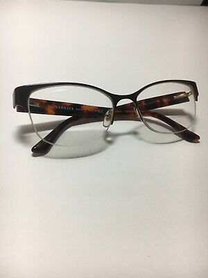 5750ab3aea Authentic Womens Versace Eyeglasses Frames Mod 1222 1344