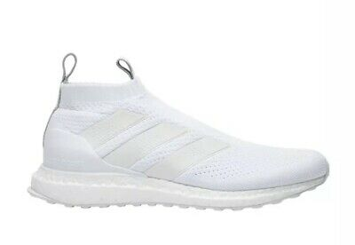 2fd8daffe Adidas ACE 16+ Purecontrol Ultra boost New Size 9 Triple White Ultraboost