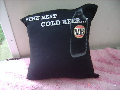 Vb Beer        Cushion 16 Inch/ 40 Cm
