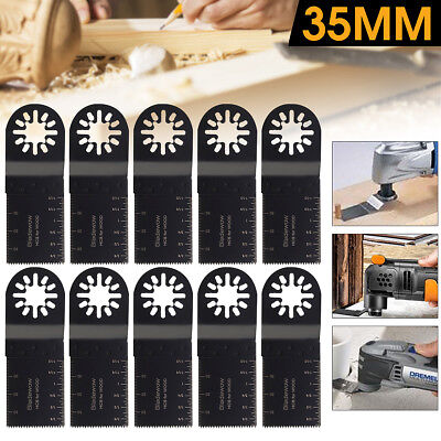 1-20Pcs 35mm Bi-metal Multi Tool Saw Blade For Fein Multimaster Makita Einhell