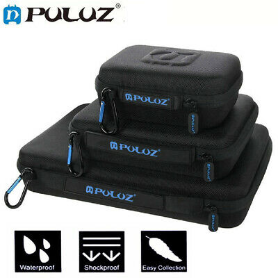 [PULUZ]Portable Shockproof Storage Bag EVA Carry Case for GoPro Hero 7/6/5/4/3/2