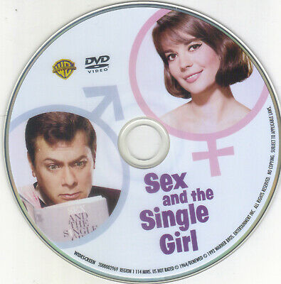 """NATALIE WOOD IN /""""SEX AND THE SINGLE GIRL/"""" CC-012 8X10 PUBLICITY PHOTO"""