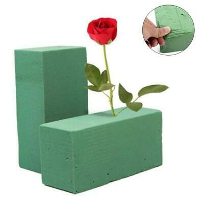 3X  Wet Floral Foam Block Brick Florist Craft Fresh Flower Display DIY Crafts AU