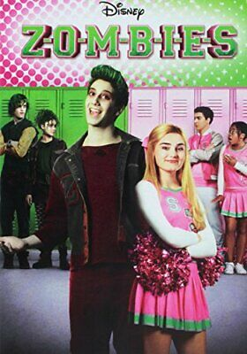 Zombies Milo Manheim  Meg Donnelly DVD  Romance Kids & Family Musicals NEW