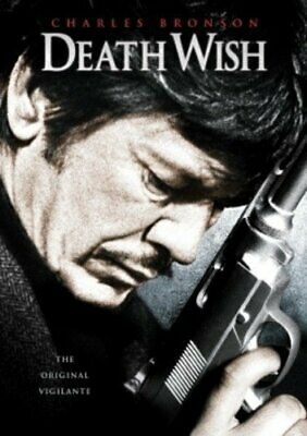 Death Wish Joseph G. Aulisi DVD Action & Adventure Drama FREE SHIPPING NEW