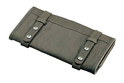 Triumph Motorcycles Vintage Tool Roll Wax Cotton Khaki Bonneville 40% OFF RRP