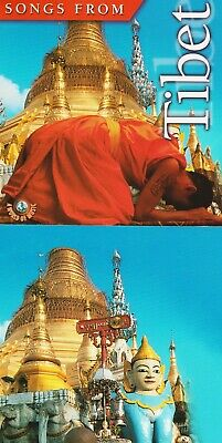 ♫ MUSIC & SONGS OF TIBET - BRAND NEW 1999 Eclipse CD - FAST FREE U.S. SHIPPING ♫