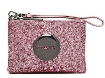 MIMCO Pouch Small Hydrangea Sparks Wallet Clutch Purse Wristlet BNWT Authentic