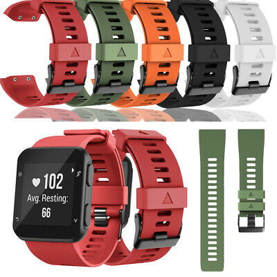 Sports Silicone Replacement Wristband Band Strap for Garmin Forerunner 35 Watch