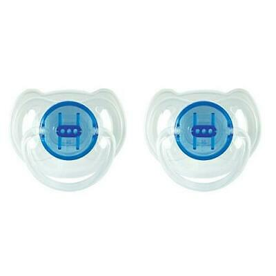 Philips AVENT - BPA Free Translucent Pacifiers, Toddler, 6-18 Months, 2-Pack,