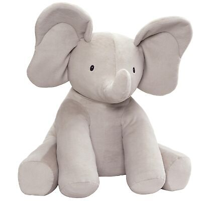 Gund Baby 6052128 Flappy the Elephant Jumbo Soft Plush Toy