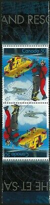 Canada Sc#2111ci Search And Rescue: from Sea & by Air Tête-Bêche (3), Used
