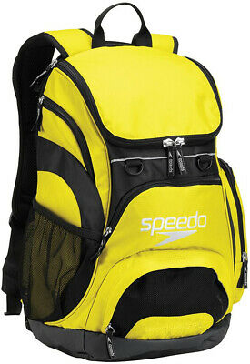 Speedo T-Kit Teamster 35L Backpack - Yellow
