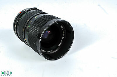 "Canon FD 35-70mm F/4 2-Touch Lens {52} ""AS IS"""