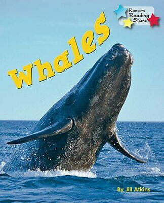Whales (Reading Stars) New Paperback Book