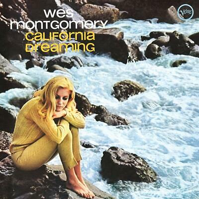 Wes Montgomery CALIFORNIA DREAMING Verve Records NEW SEALED VINYL RECORD LP