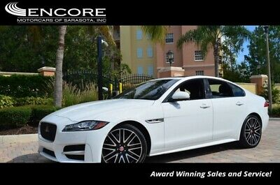 2017 Jaguar XF 20d R-Sport AWD Diesel  W/Technology and Driver As 2017 XF Sedan 13,080 Miles With warranty-Trades,Financing & Shipping