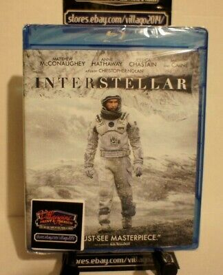 Interstellar   New Dvd Free Shipping!!