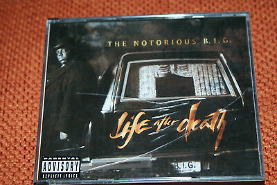 THE NOTORIOUS B.I.G. **  Life After Death  **  FATBOX - x2 CD ALBUM