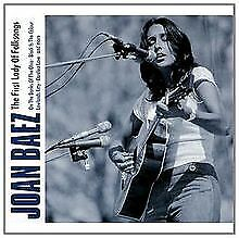 Joan Baez - The First Lady Of Folksongs von Joan Baez | CD | Zustand sehr gut