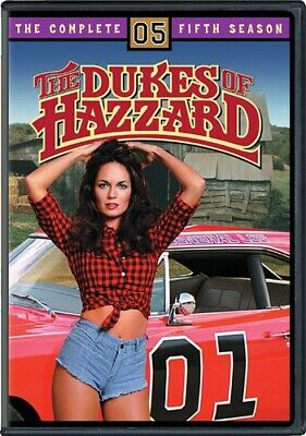 THE DUKES OF HAZZARD TV SERIES COMPLETE FIFTH SEASON 5 New Sealed 8 DVD Set