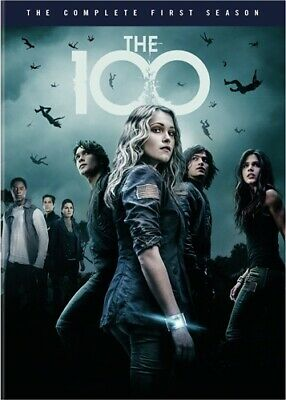 THE 100 FIRST SEASON 1 New Sealed 3 DVD Set