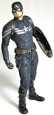 S764 The Winter Soldier CAPTAIN AMERICA STEALTH 1:4 Scale Statue by Gentle Giant