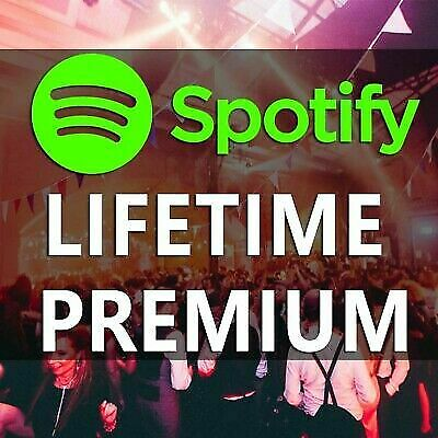 Spotify ⭐ Premium LIFETIME ⭐ Upgrade | Personal Exist or New Account