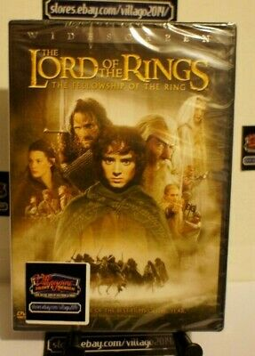 The Lord of the Rings: The Fellowship of the Ring  NEW DVD FREE SHIPPING!!