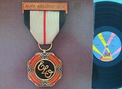 Electric Light Orchestra ORIG OZ LP Greatest hits NM '79 Art Rock Jet JT6022