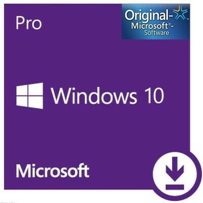 Windows 10 Pro 🔑 Professional 32/64 bit Multilanguage Original License Key 🔑