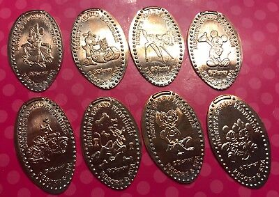 Set Grand Floridian Resort & Spa Walt Disney World Elongated Pressed Penny