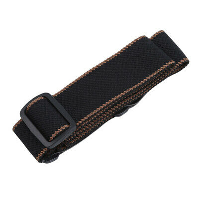 Replacement Adjustable Nylon Guitar Strap Belt for Acoustic Electric Bass B
