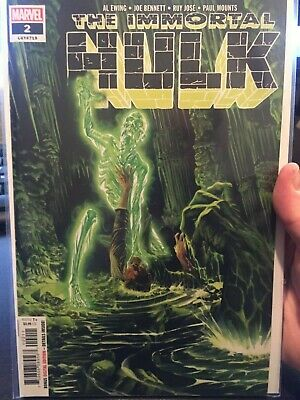The Immortal Hulk 1-12 All 1st Print Complete Run Includes #2 1st app. Dr Fyre