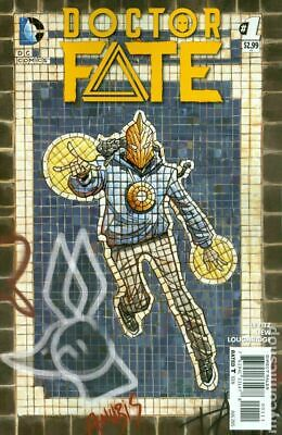 Doctor Fate #1 (2015) 1St Appearance Of Khalid Nassour