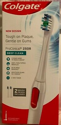 Colgate Electric Toothbrush ProClinical 250R New Design
