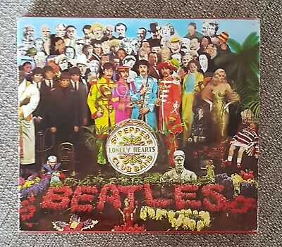 The Beatles - Sgt.pepper's Lonely Hearts Club Band - Emi/Apple Cd - 1987