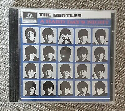 The Beatles - A Hard Day's Night - 1964 - Emi/Apple Cd - Aad - Mono Copy
